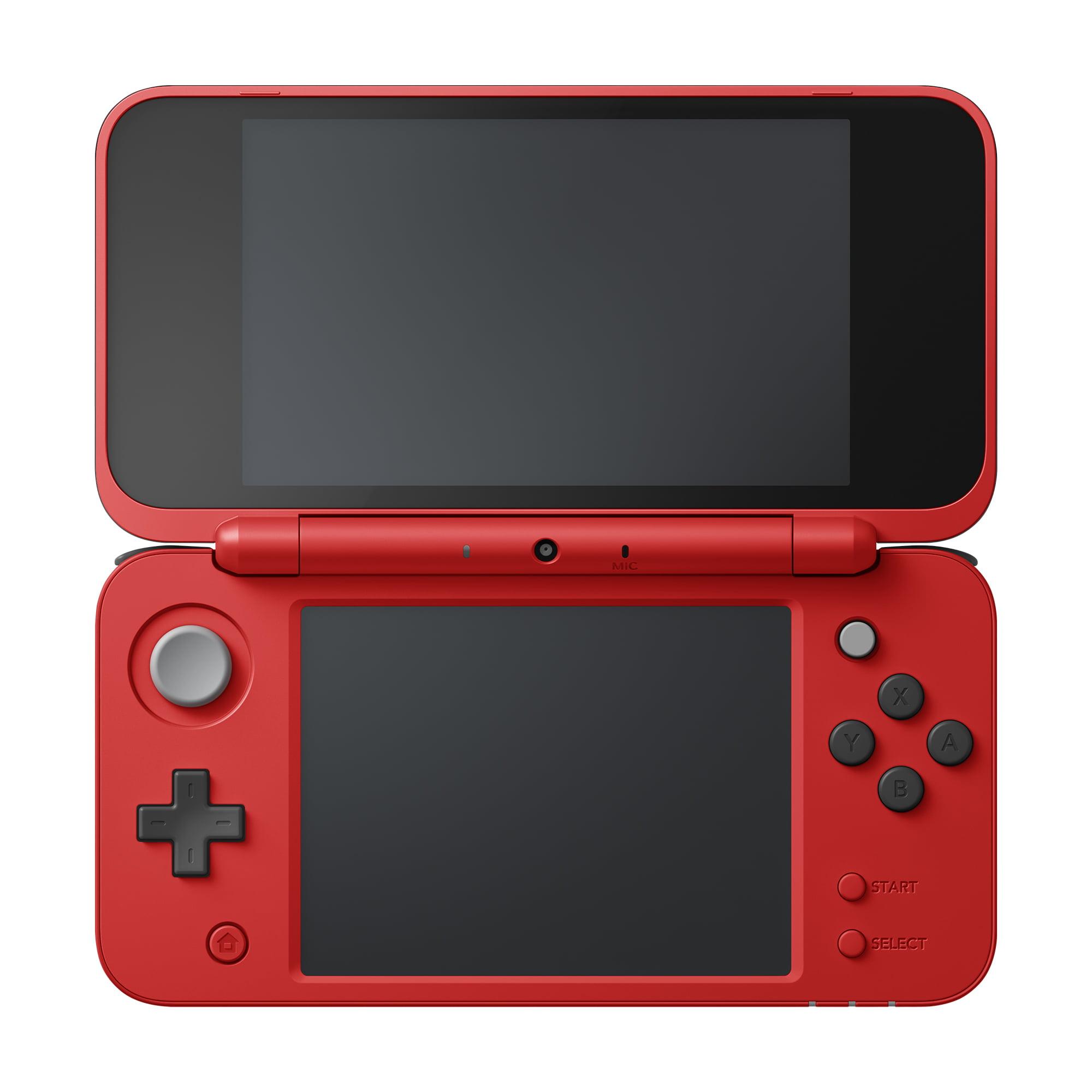 New Nintendo 2DS XL - Pokemon Poke Ball Edition