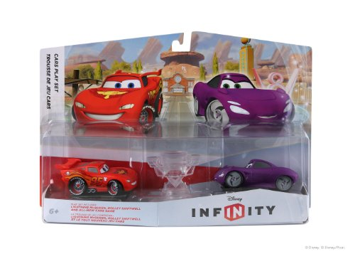 Disney Infinity Play Set Pack Cars (Universal) by Disney Interactive