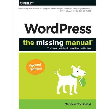 Wordpress  The Missing Manual