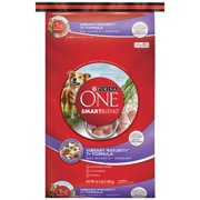 Purina ONE Senior Dry Dog Food, SmartBlend Vibrant Maturity Adult 7+ Formula, 16.5 lb. Bag