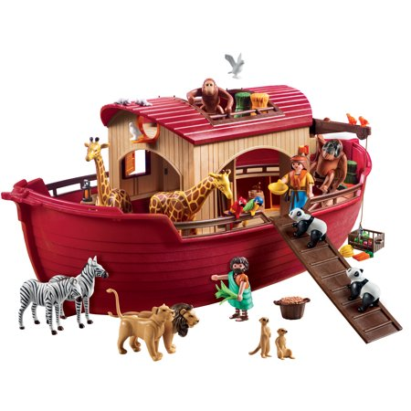 PLAYMOBIL Noah's Ark (Noah's Ark Toy Set)