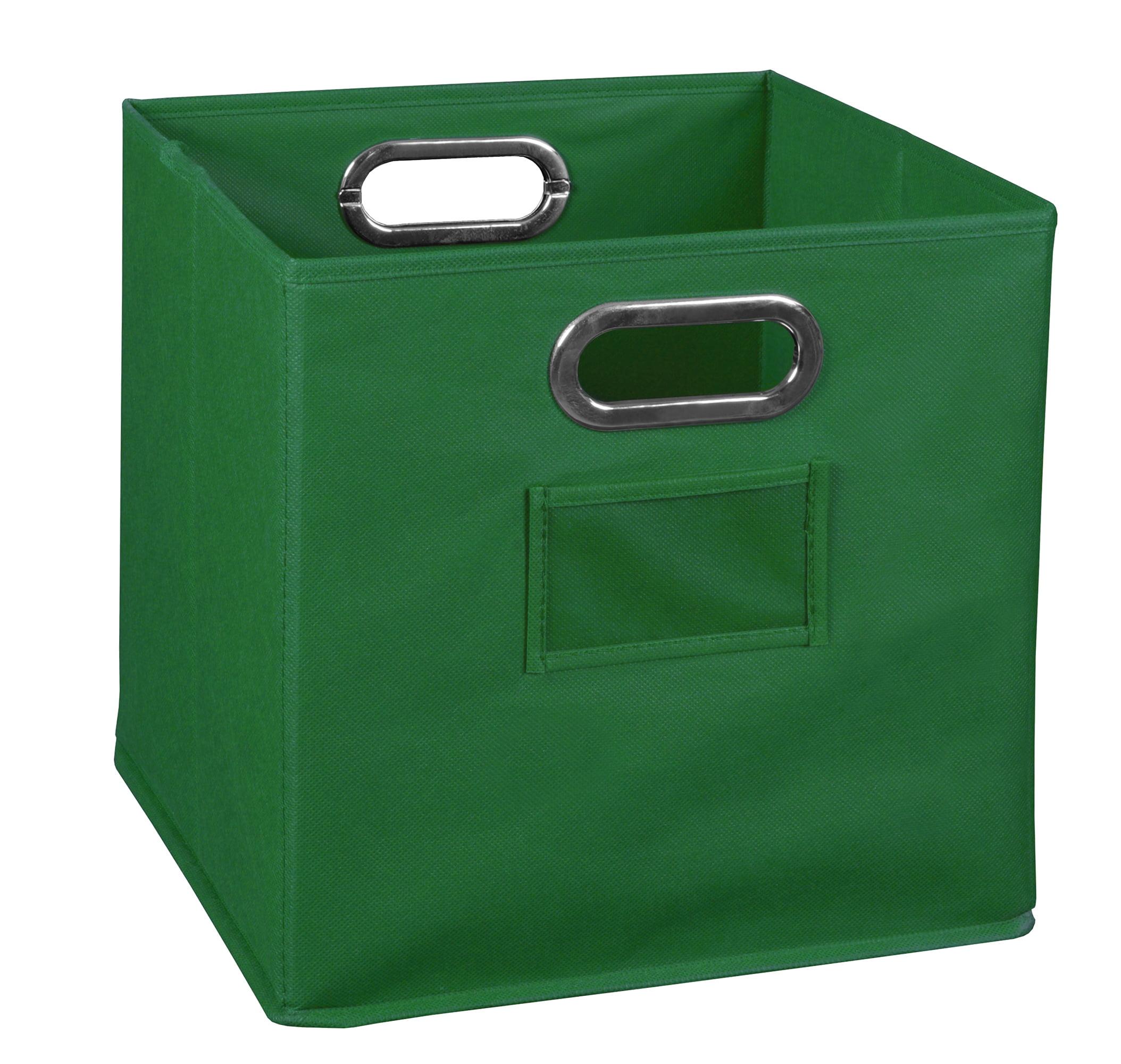 Niche Cubo Foldable Fabric Storage Bin- Teal
