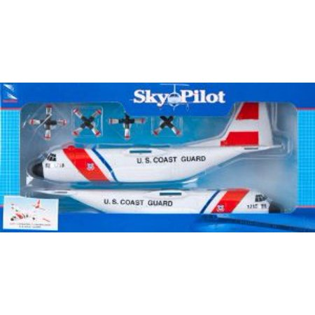 LOCKHEED C-130 HERCULES U.S.C.G. MODEL KIT