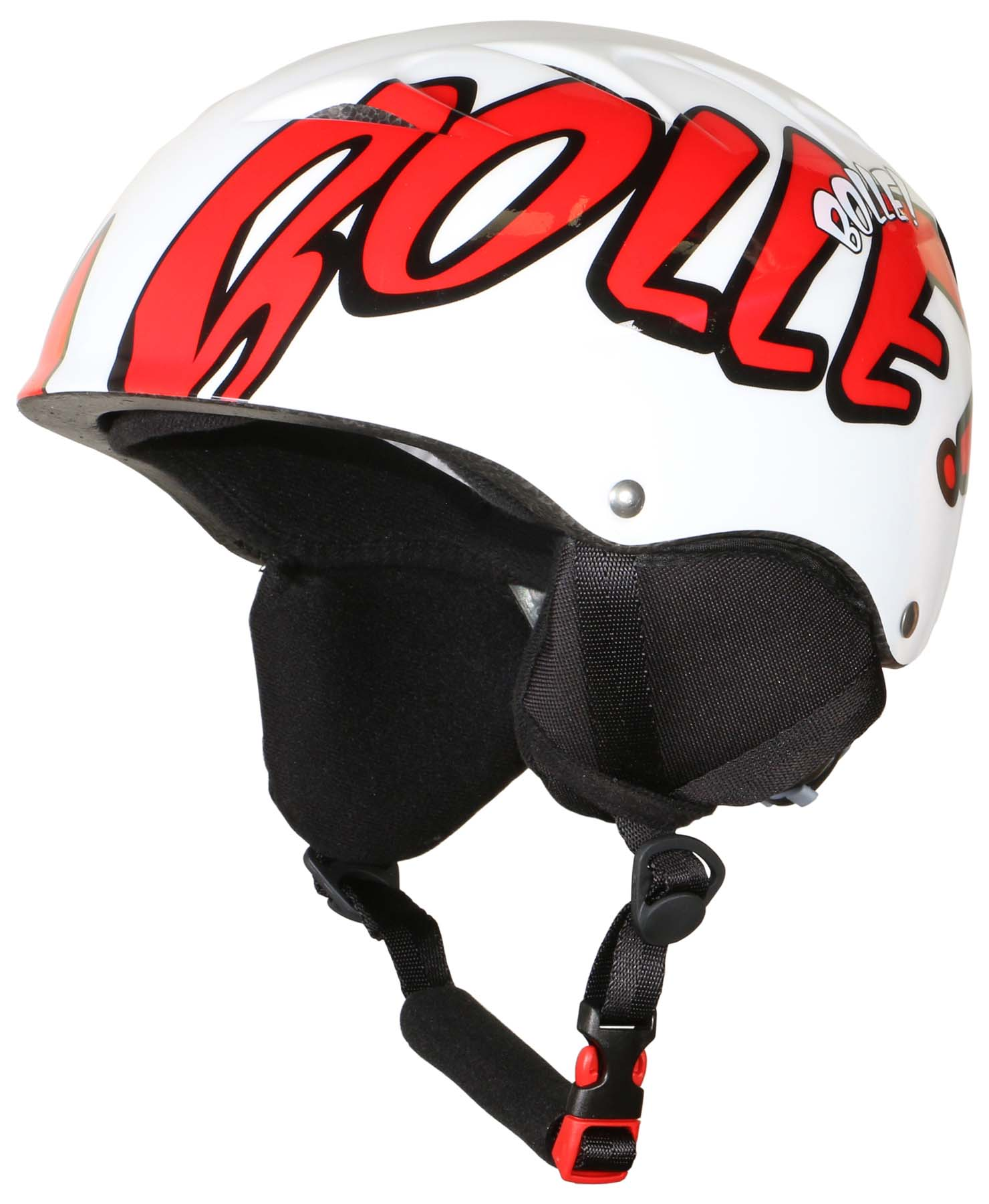 Bolle Kids Snow Ski Snowboard Helmet Goggle Combo Pack Adjustable Size by Bolle