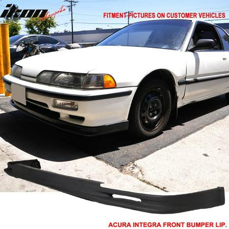 Fits Acura Integra Mugen Style Front Bumper Lip Spoiler - Acura integra spoiler