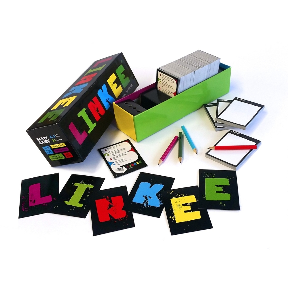 Linkee Game,  Family Games by Bananagrams