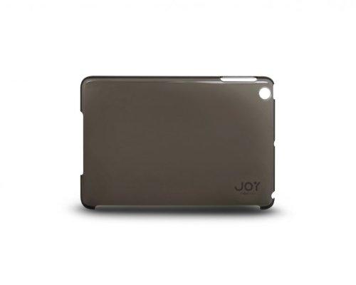 The Joy Factory SmartFit iPad Mini Ultra-Slim Snap-On Back Case (Smoke)