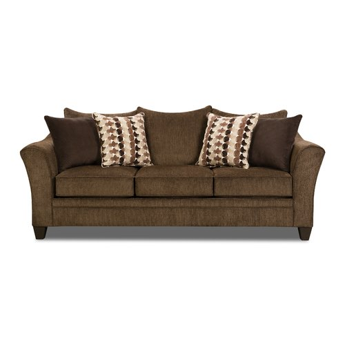 Alcott Hill Degory Sleeper Sofa by Simmons Upholstery by