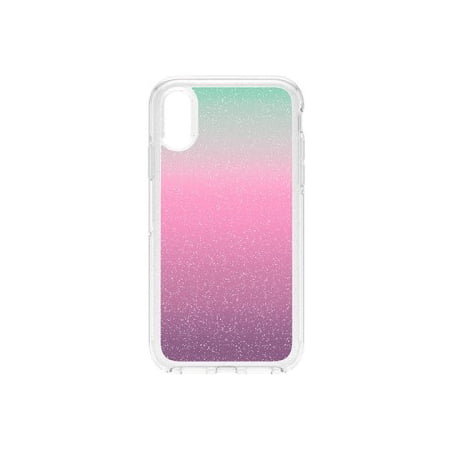 best sneakers 5f067 ca448 OtterBox Symmetry Clear Series Case for iPhone XR, Gradient Energy