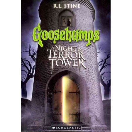GOOSEBUMPS:NIGHT IN TERROR - Tower Of Terror Halloween Decorations