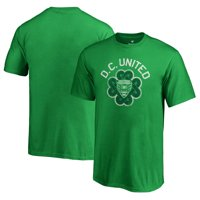D.C. United Fanatics Branded Youth St. Patrick's Day Luck Tradition T-Shirt - Kelly Green