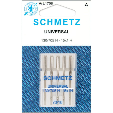 Schmetz Size 70/10 Universal Sewing Machine Needles, 5 (Best Place To Sell Sewing Machine)