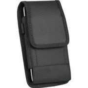 Vertical Holster Belt Clip Carrying Case Pouch For Samsung Galaxy Note 5 4 Edge