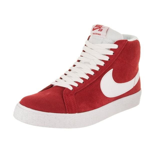 Nike - Nike Men's SB Zoom Blazer Mid Skate Shoe - Walmart.com ...