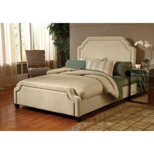 Carlyle Upholstered Low Profile Bed