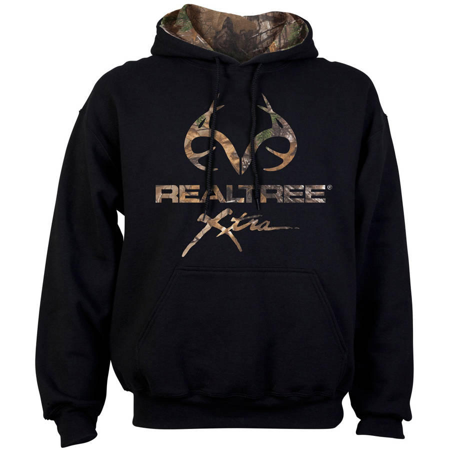 Men's Pullover Hoodie - Available in Mossy Oak and Realtree Patterns