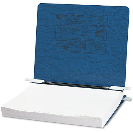 ACCO Pressboard Hanging Data Binder, 11 x 8-1/2, Available in Multiple Colors