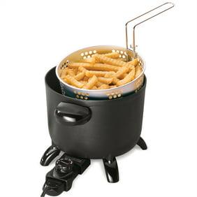 Farberware 1 1 Liter Stainless Steel Deep Fryer With Dishwasher