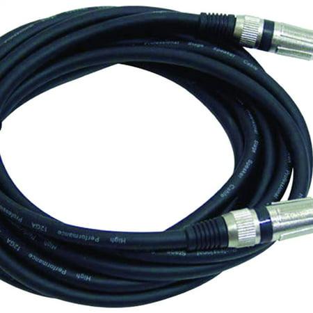 12 gauge stage speaker cable 15ft. Black Bedroom Furniture Sets. Home Design Ideas
