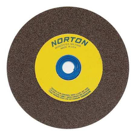 NORTON 66253160350 Grinding WheelT110x1x1 1 4AOBrown