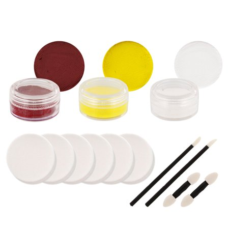 Football Face Paint Ideas (CYCLONES Football Basketball FACE PAINTING SET)