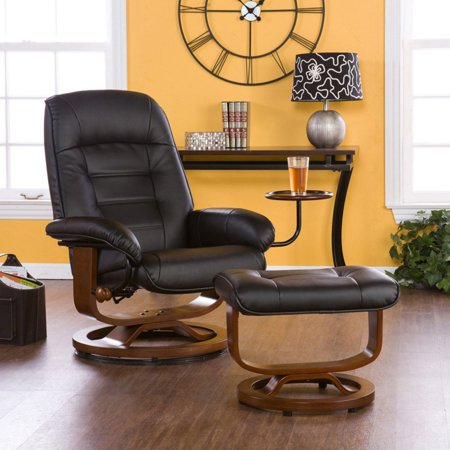 Jagger Recliner and Ottoman, Multiple