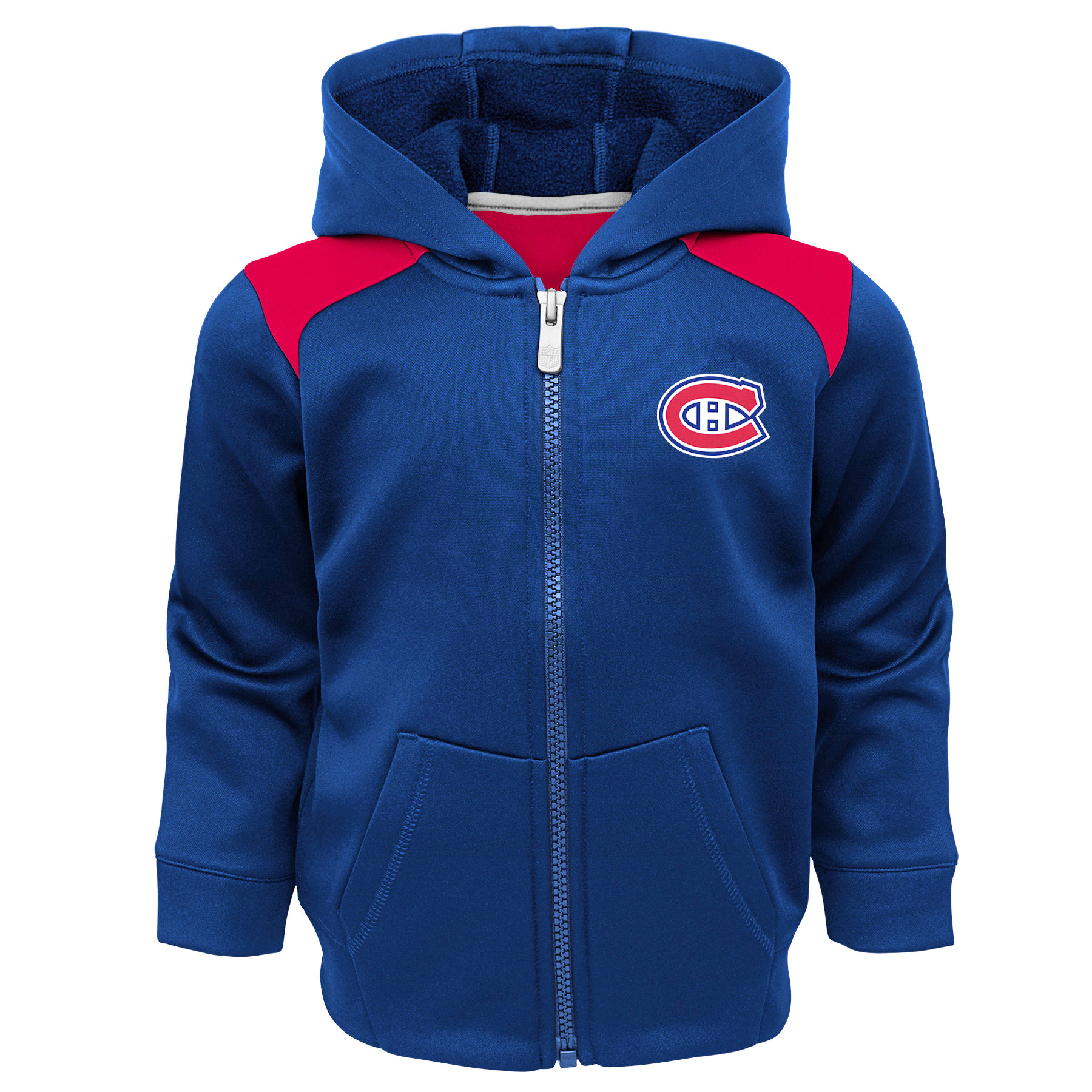 Outerstuff Youth Montreal Canadiens NHL Catcher Performance Fleece Set - image 1 of 2