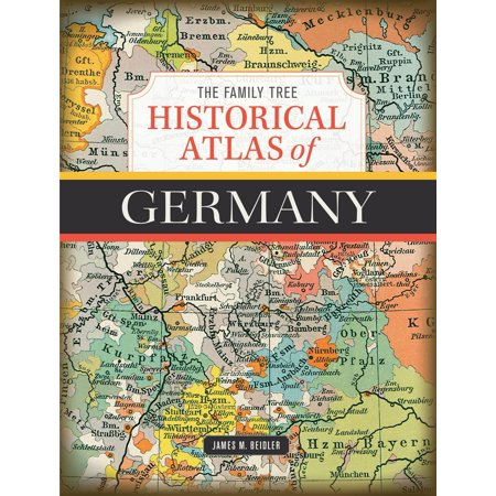 The Family Tree Historical Atlas of Germany (Father In Law Of Europe Family Tree)
