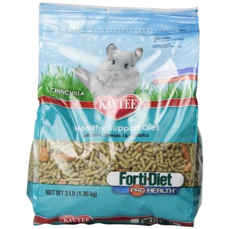 CHINCHILLA F.D. PRO HEALTH, 3 LB