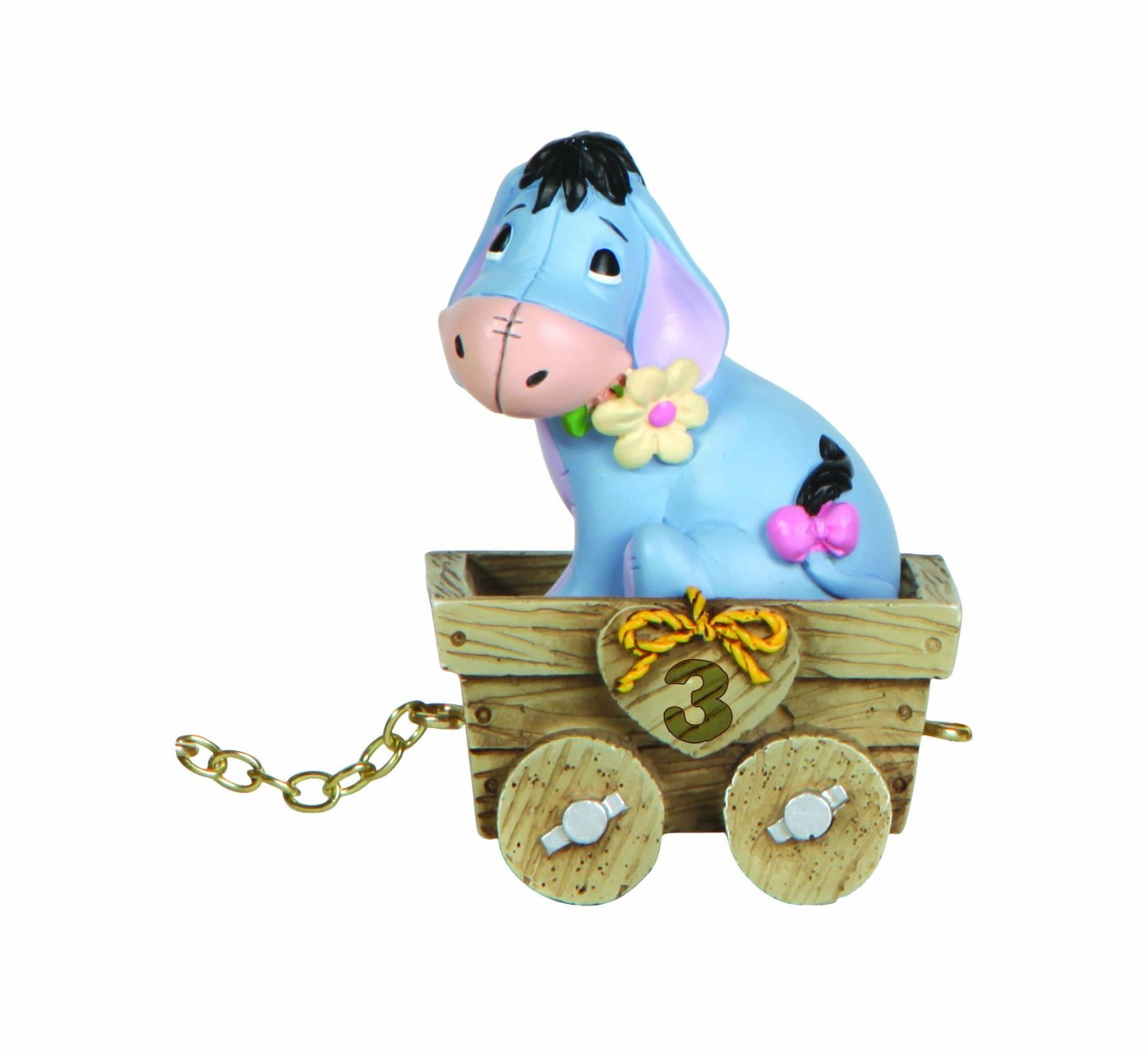 Precious Moments  Hunny of a Day - Eeyore'' Figurine