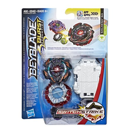 Beyblade Burst Evolution SwitchStrike Starter Pack Balkesh
