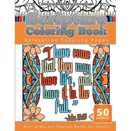 70+ Scripture Coloring Books For Adults Best HD