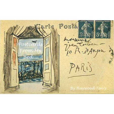 Postcards From My Bed - eBook (Mi Postcard)