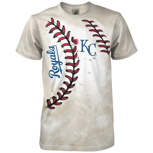 Kansas City Royals Youth Hardball T-Shirt - Cream