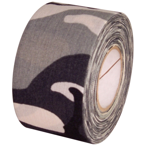 Camo Winter Cloth Hockey Stick Tape 2 inch x 20 yards