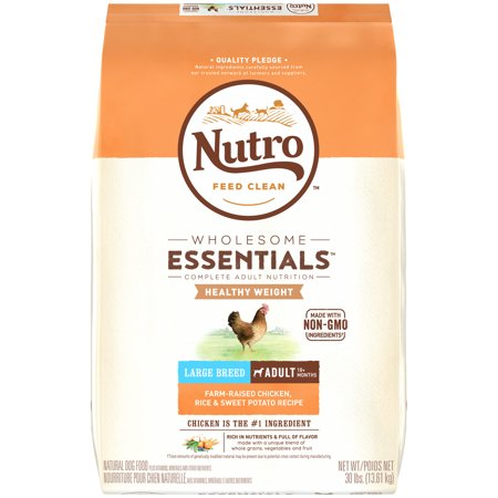 Nutro wholesome essentials healthy weight farm raised chicken rice nutro wholesome essentials healthy weight farm raised chicken rice sweet potato recipe large forumfinder Gallery