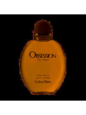Calvin Klein OBSESSION After Shave for Men, 4 Oz