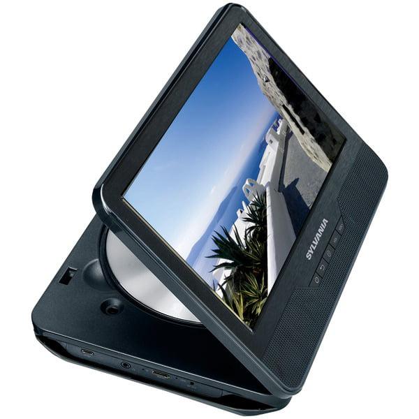 "Sylvania SLTDV9200 9"" 1GB/8GB Dual-Core Tablet/PDVD Combo"