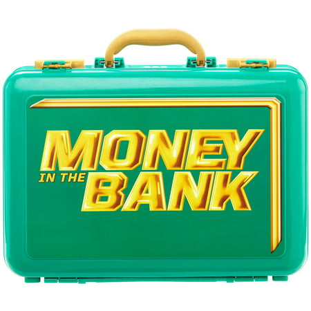 WWE Money In the Bank Briefcase All Star Briefcase