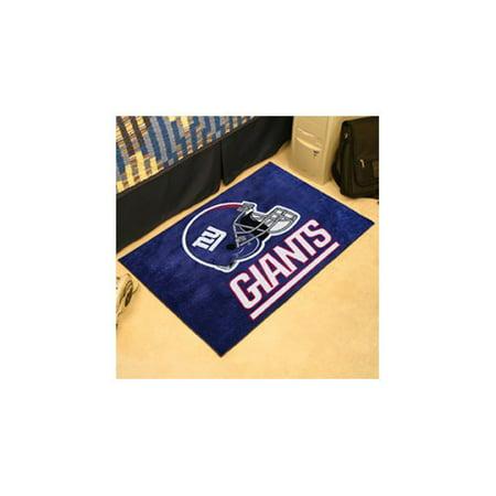 - NFL New York Giants Starter Mat