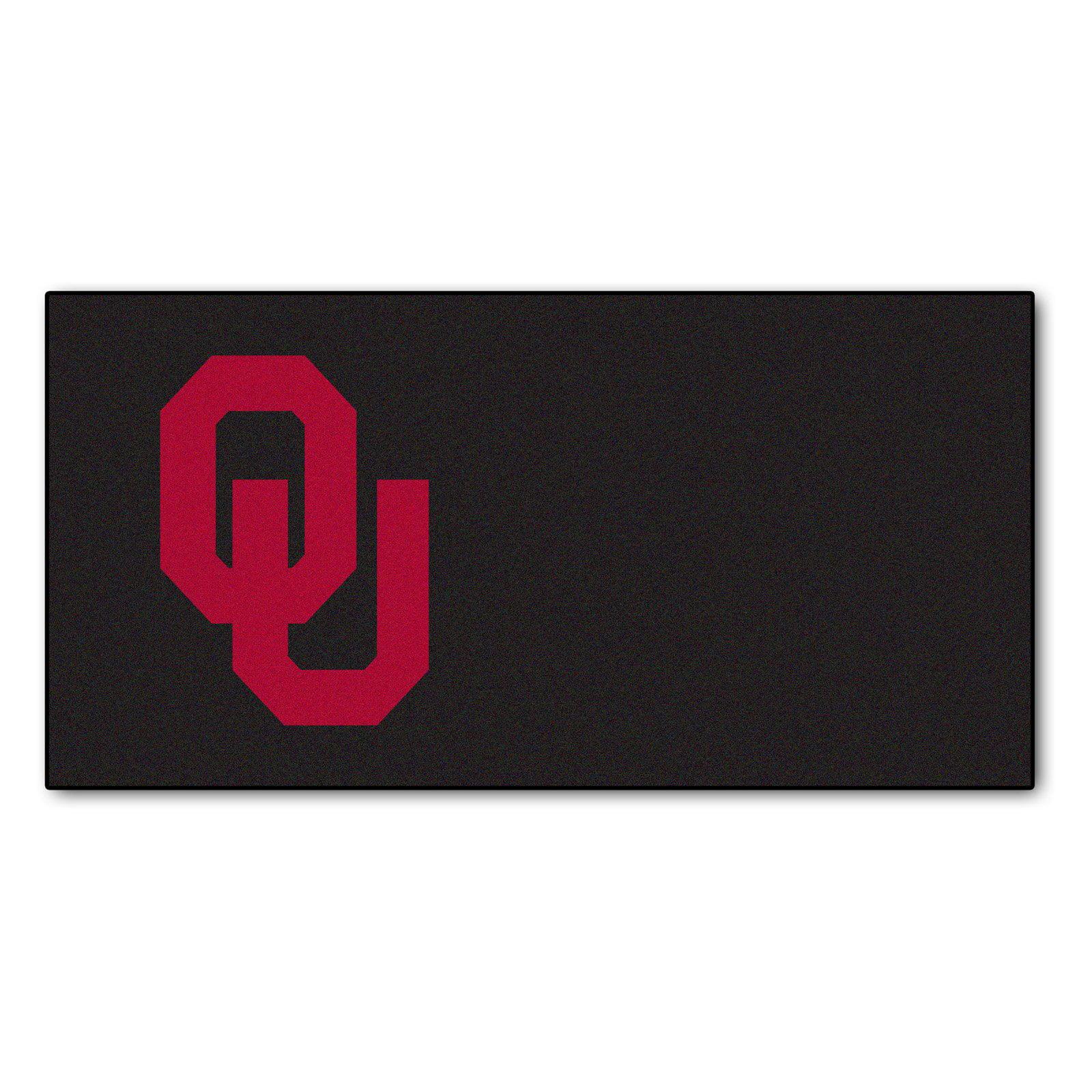 Logo Carpet Tiles - University of Oklahoma
