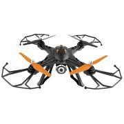 Vivitar 360 Sky View Wifi HD Video Drone with GPS and 16 Mega Pixel Camera, Works with iOS & Android Devices Black
