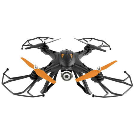Vivitar 360 Sky View WiFi HD Video Drone with GPS and 16 Mega Pixel Camera, Works with iOS & Android Devices