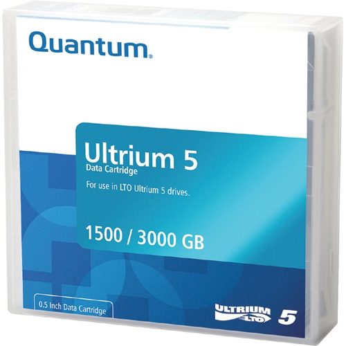 Quantum MR-L5MQN-01-20PK LTO Ultrium 5 Data Cartridge