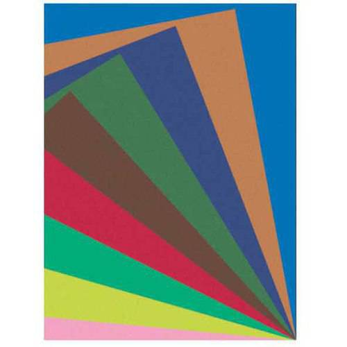 Riverside Recycled Construction Paper Combo Case, Assorted Sizes, Assorted Colors, 2000pk