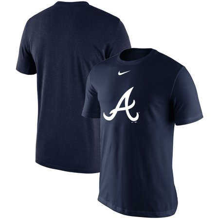 Blue Batting Practice Baseball Jersey - Atlanta Braves Nike Batting Practice Logo Legend Performance T-Shirt - Navy