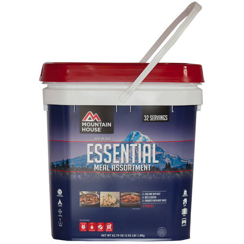 Mountain House Just In Case... Essential Bucket by Mountain House