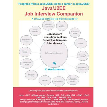 Java/J2ee Job Interview Companion - 400+ Questions & Answers