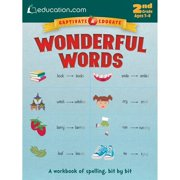 Dover Publications Wonderful Words