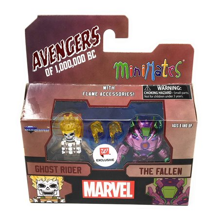 Minimates Marvel Avengers 1,000,000 BC Ghost Rider The Fallen